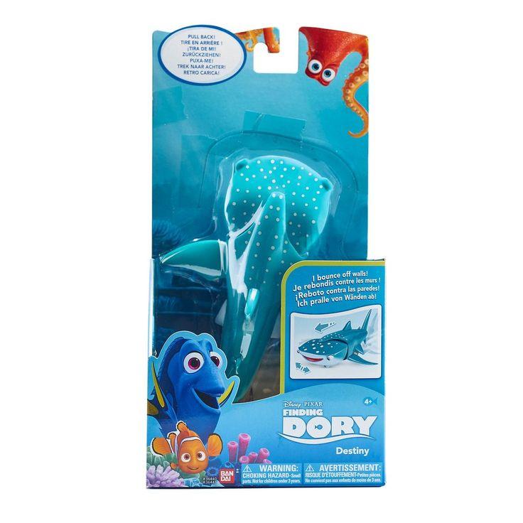 Disney Pixar Finding Dory Deluxe Figure - Destiny - http://tidd.ly/62b76438