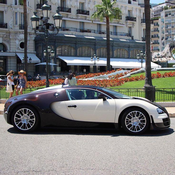Elegant Bugatti Veyron Grand Sport Vitesse