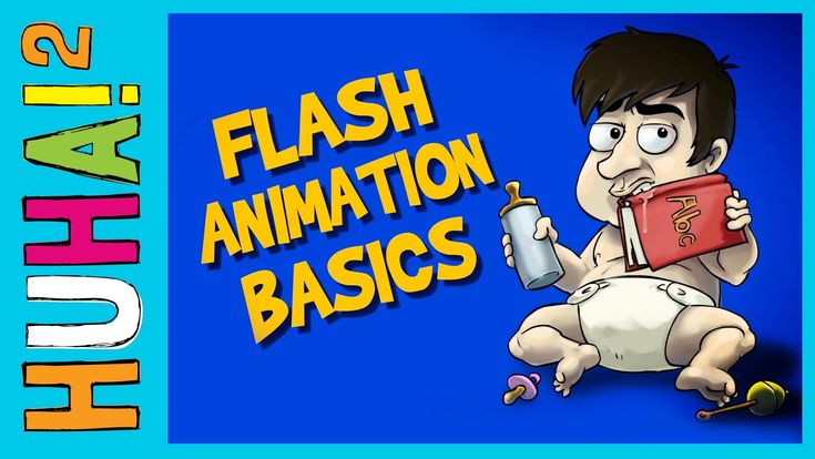 Ep 1: Flash Animation Basics   Happy Harry's HuHa 2 How-Tos! (12 episode series   roughly 20-30 min each)