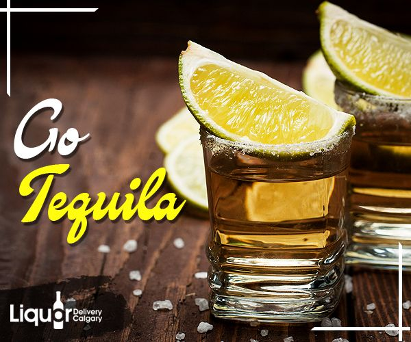Liquor Delivery Calgary serves you the best shots of #Tequila in Calgary; in the comfort of your home!   www.liquordeliverycalgary.ca