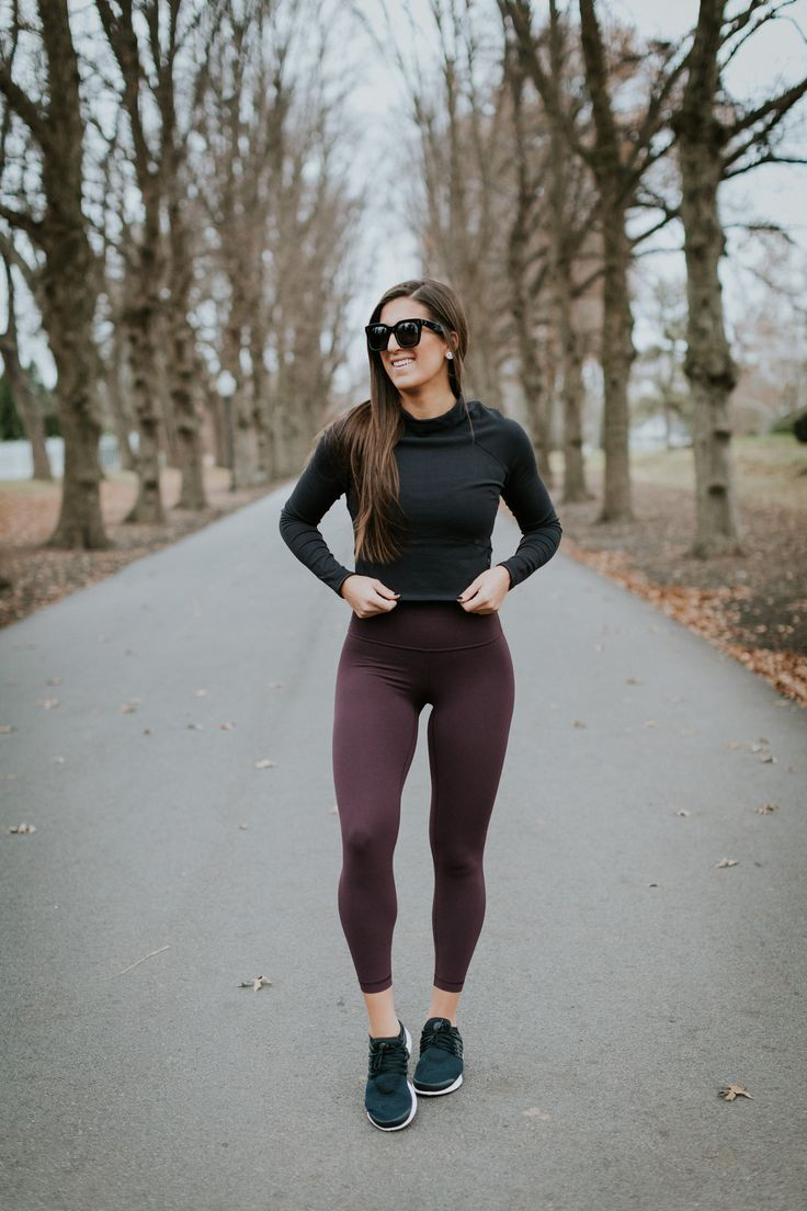 the latest cd927 6b721 ... billig nike air presto outfit ... Weekly Workout Routine  Crop Pullover  ...