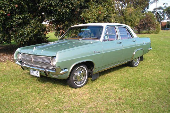 1965 HD Holden Premier