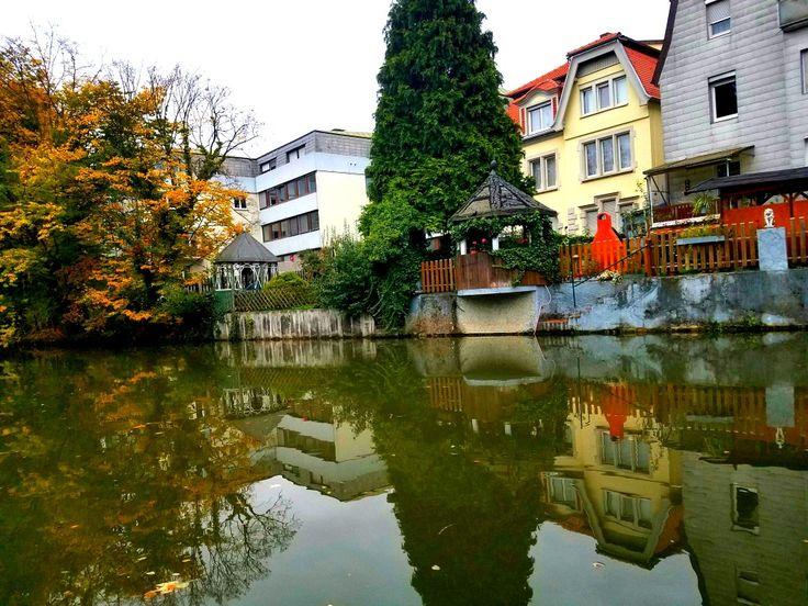 Scenes around lovely Esslingen  Am Neckar – Angela Parlane