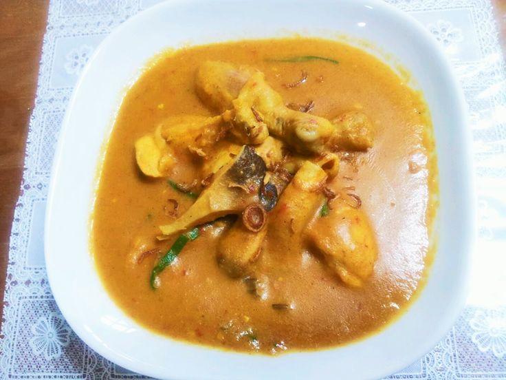 Cipera - Makanan khas karo #Food #traditional #Karo