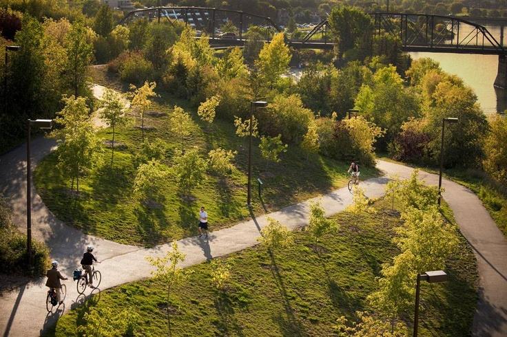 Meewasin Valley trails