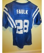 Marshall Faulk Indianapolis Colts Rookie jersey... - $39.99