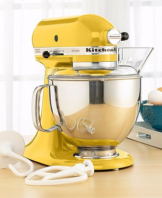 Perfect Kitchenaid Blender Yellow Qt Stand Mixer To Design Inspiration