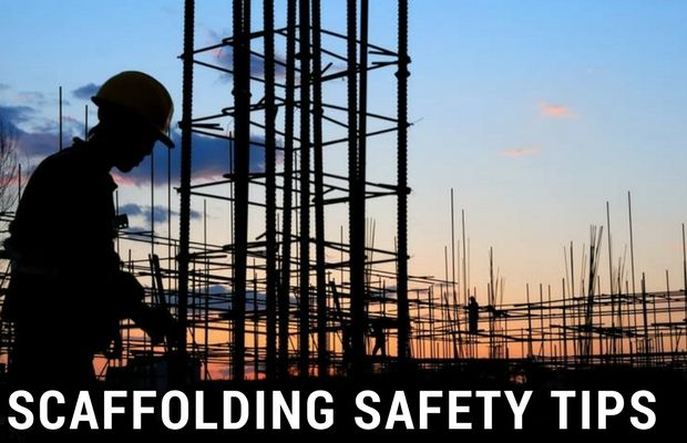 Prevent Falls & Serious Injury With These Important Scaffolding Safety Tips