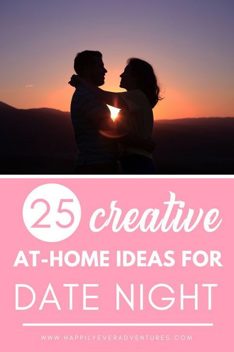 25 stay at home date night ideas that are better than netflix rh pinterest com
