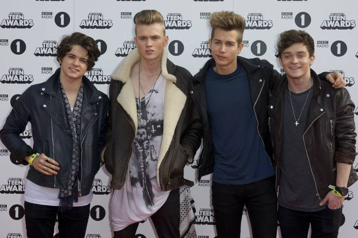 The Vamps took home three trophies in total.YAYYYYYY