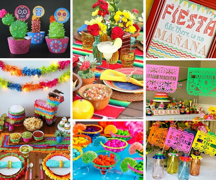 17 Best Images About Mexican Fiesta On Pinterest Mesas