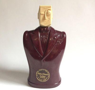 perfume bottles secret cabinet