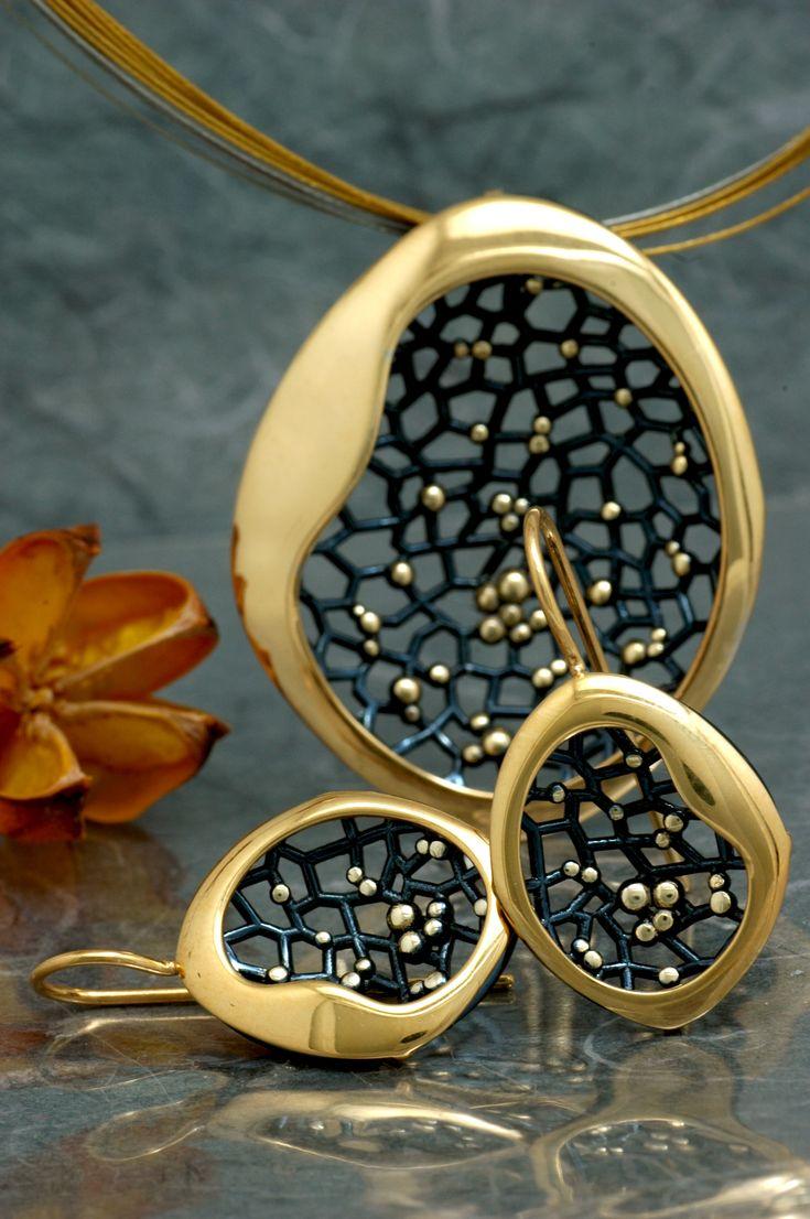 Pendientes y colgante Casiopea Los conjuntos de #joyas más especiales  #complementos #tendencia #novedades #jewel