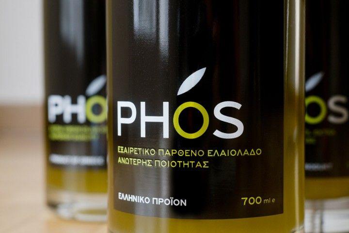 Olive oil Phos