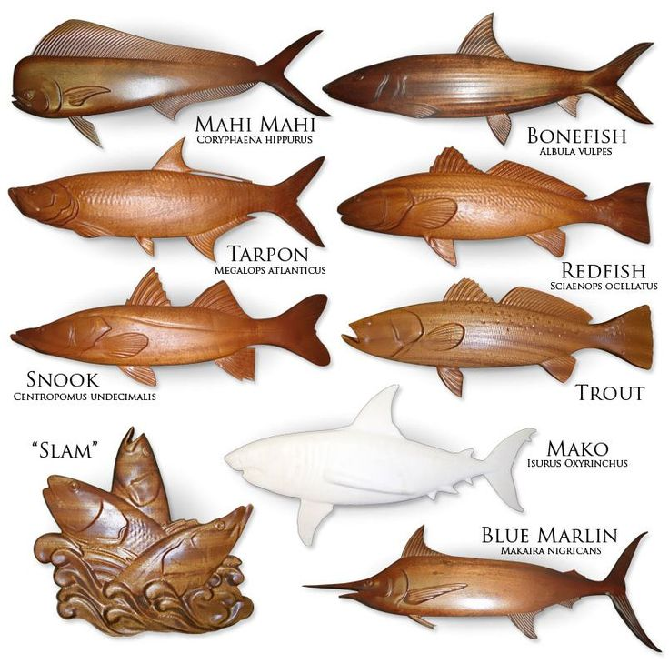 wooden fish carving - Google Search