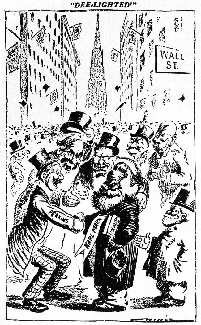 Ποιοί χρηματοδότησαν τόν Λένιν καί τόν Τρότσκυ;