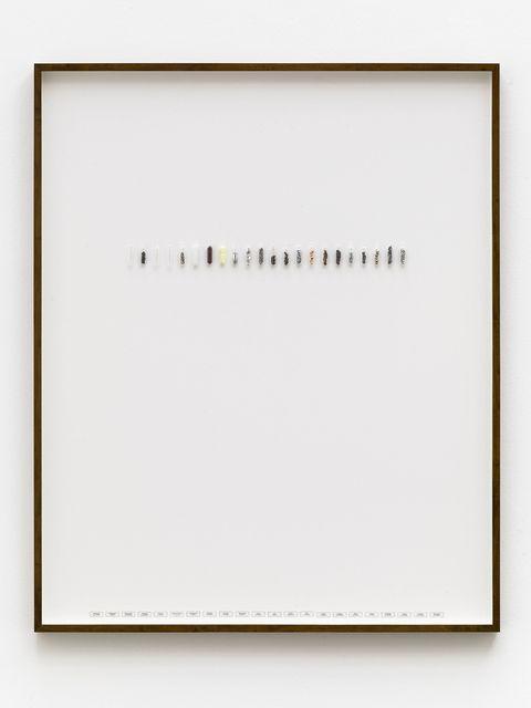 Alicja kwade selbstportr t 2015 kunstansammlung for Minimal art zusammenfassung
