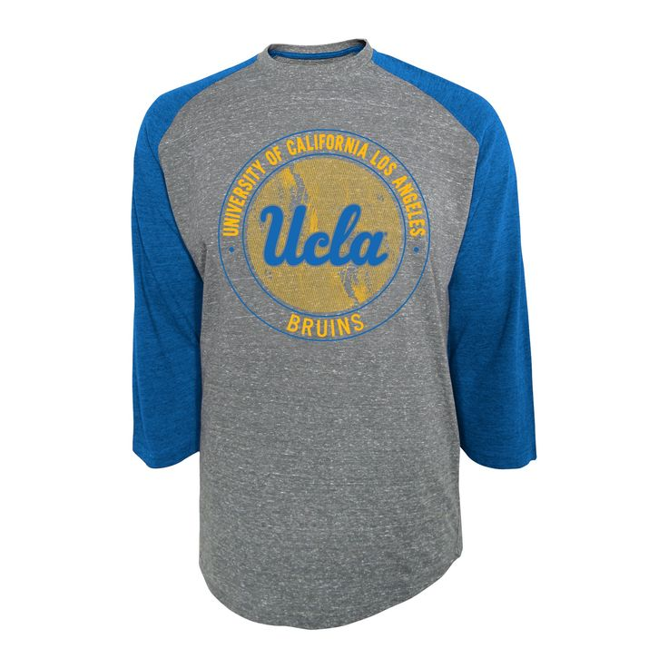 NCAA Ucla Bruins Men's T-Shirt - Xxl, Multicolored
