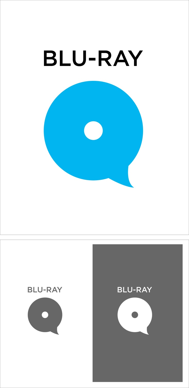 Logo - Blu-ray