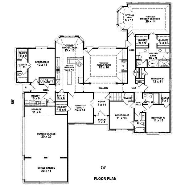 111 best future home plans handicap accessible images on for Handicapped house plans