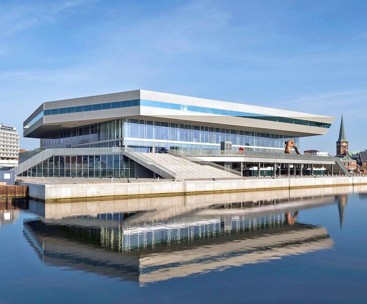 schmidt hammer lassen complete Scandinavia's largest library | Inhabitat - Sustainable Design Innovation, Eco Architecture, Green Building