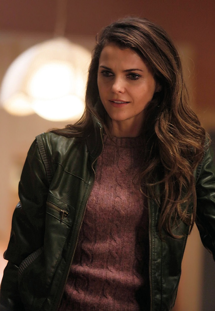 Keri Russell - I love her hair