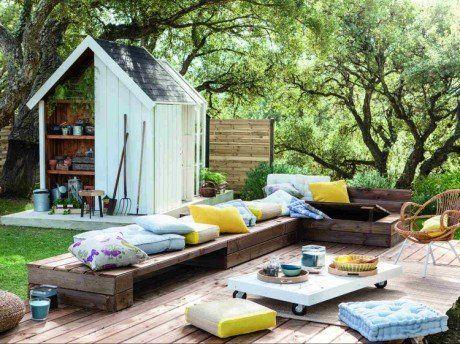 Les 25 meilleures idées de la catégorie Cloture bois leroy merlin ...