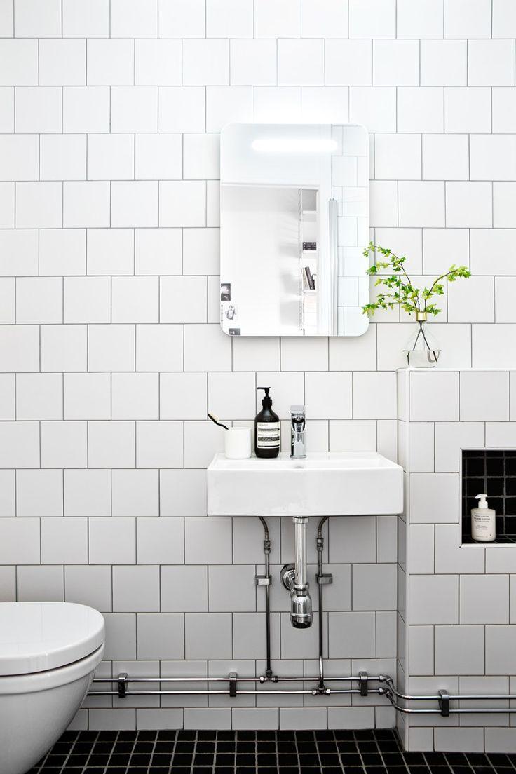 Over 1000 idéer om badeværelse indretning på pinterest ...