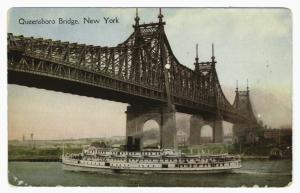 Queensboro Bridge, New York (ca. 191-)