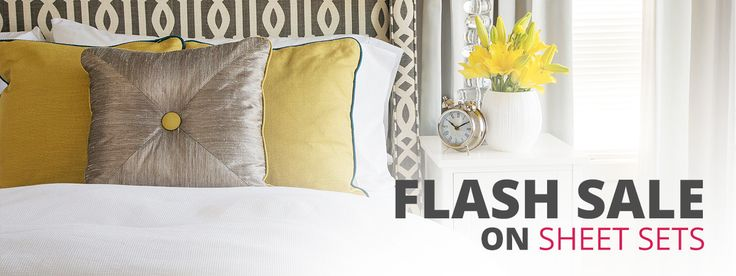 Flash Sale On Sheet Sets  Sheet sets, bedding and bedroom bed sheets accessories. Best Sheet sets on lelaan.com are being promoted at 50% discount along with all other products available at the site. The best sheet sets include cotton and synthetic both kinds of bed linen.  #FlashSale #ClearanceSale #FlashSales #FlashSaleOnline #LelaanSale #Lelaan #FlashSaleHomeDecor #HomeDecorFlashSale #Bedding #Bedsheet #Sheetsets