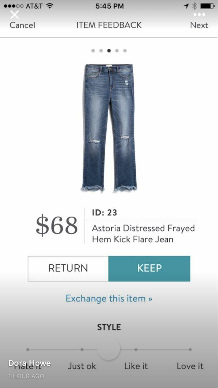 Just USA janelle destroyed crop jeans 206