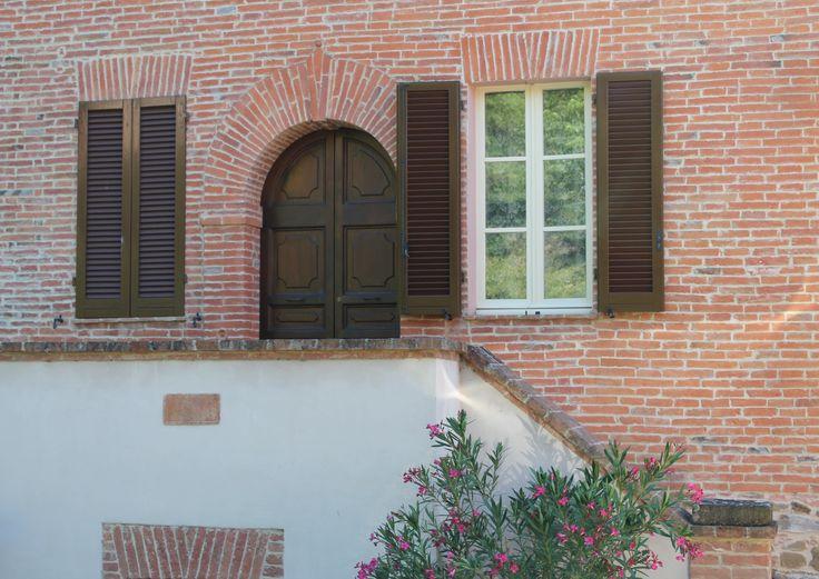 Appartamento Palazzo 1, Agriturismo CaseGraziani, Umbria, Italia