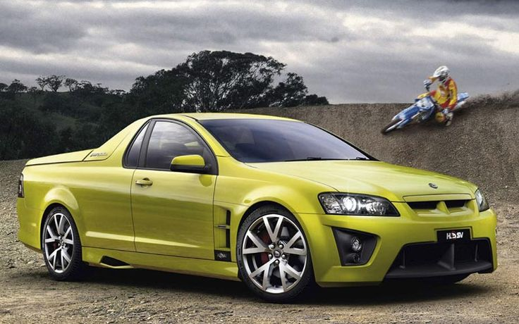 Holden Maloo. I love Holdens. Please check out my website thanks. www.photopix.co.nz