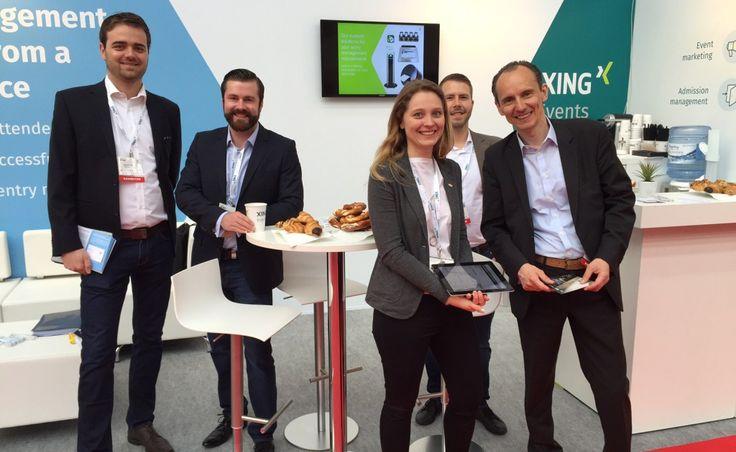 XING Events auf der IMEX: Uwe Klapka, Head of Sales bei XING Events, verrät, was die Trends 2016 der MICE-Branche sind und welchen Stellenwert die Digitalisierung hat.