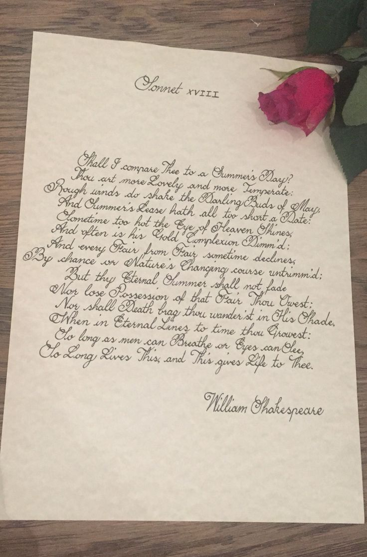 best ideas about shakespeare sonnets i love sonnet 18 written by william shakespeare and penned by myself in copperplate calligraphy written on