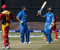 India vs Zimbabwe, 3rd ODI Live Cricket Score: Robin Uthappa Fails to Impress Yet Again