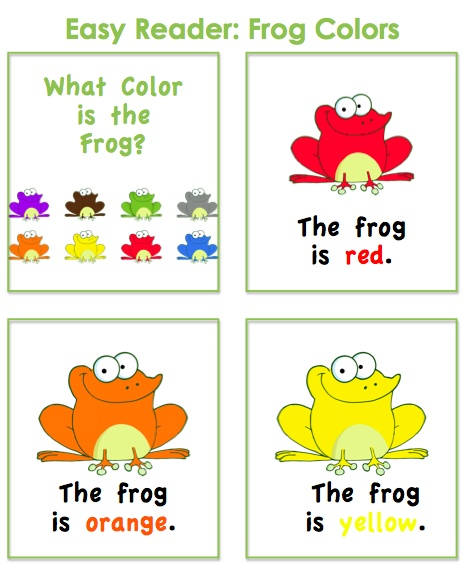 color preschool theme 84 best images about froggy on more 712