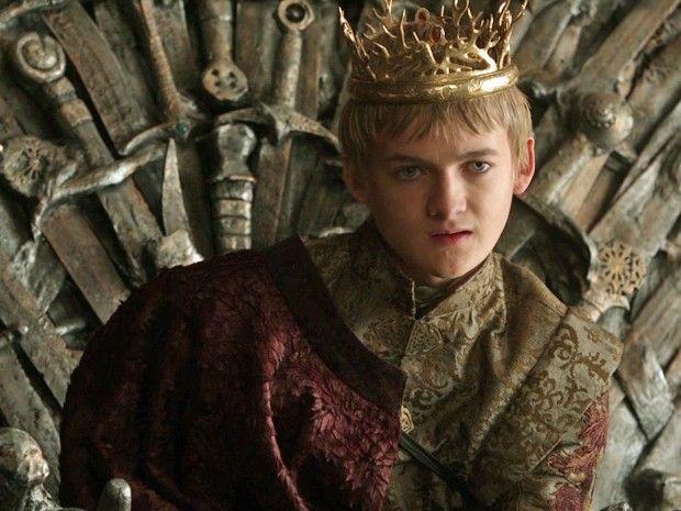 Jack Gleeson de 21 anos interpreta o Rei JOFFREY em GAME OF THRONES