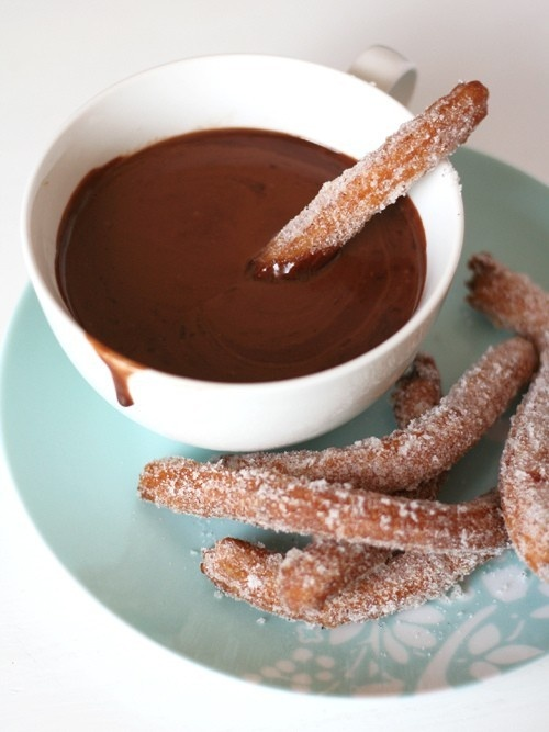 Deliciosos Churros ! Learn Spanish with us : http://www.telelangue.com/