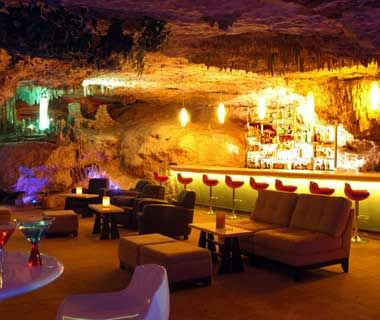 Alux Restaurant & Lounge. Playa del Carmen. Mexico.