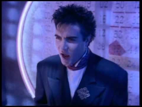 Arcardi (Duran Duran) -Election Day. LeBon Dancing at it's finest!