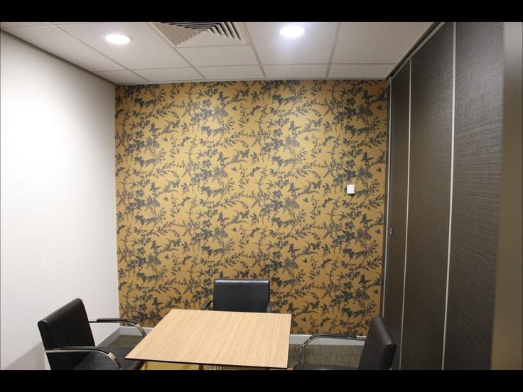 Wallpaper at CBA Sunnybank