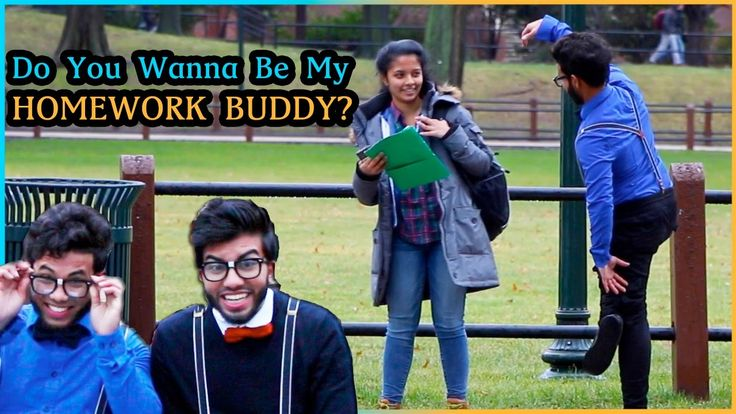 NERD Picks Up Girls with EMAIL Address (Public Prank)