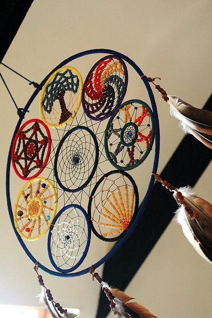 Mosaic Dream Catcher
