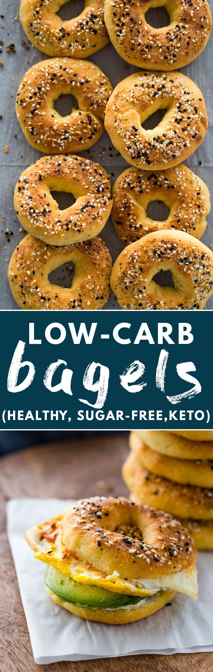 The Best Low-Carb Keto Bagels