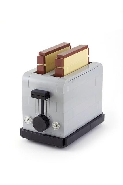 Love me some #LEGO toast!