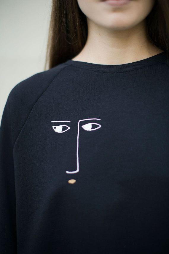 Kowtow SALE 20% OFF- Black Figurine Sweater | BONA DRAG