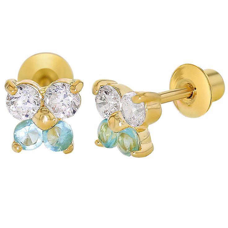 best 25 baby earrings ideas on pinterest bird ears. Black Bedroom Furniture Sets. Home Design Ideas