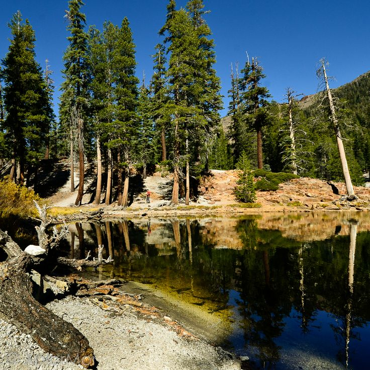 XplorMor Expedition to Rainbow Falls and Devil's Postpile Monument, Inyo National Forest, California