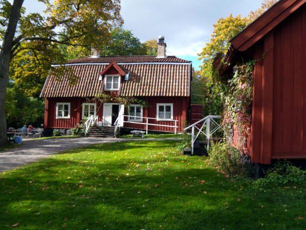 långängens gård, Lidingö, Sweden